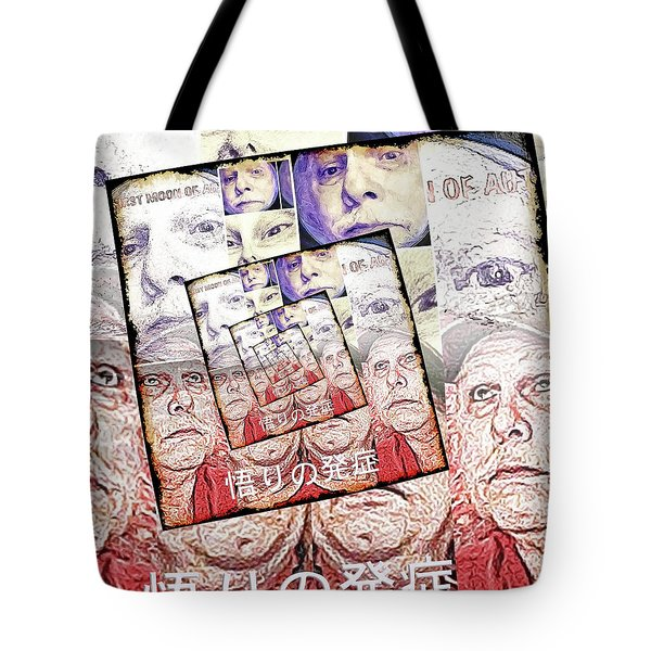 Onset Of Enlightenment Tote Bag