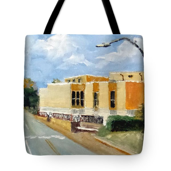 Onslow New Courthouse Tote Bag