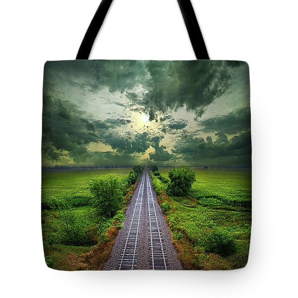 Onward Tote Bag