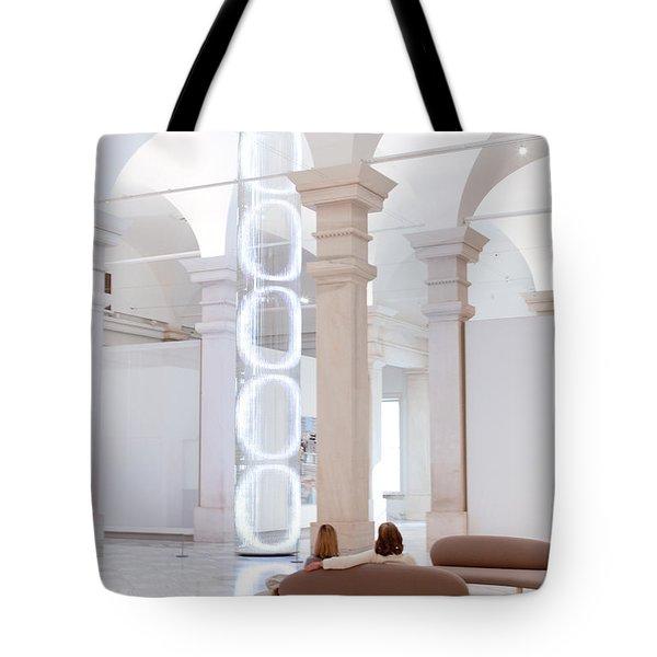Ooooo Tote Bag by Julie Niemela