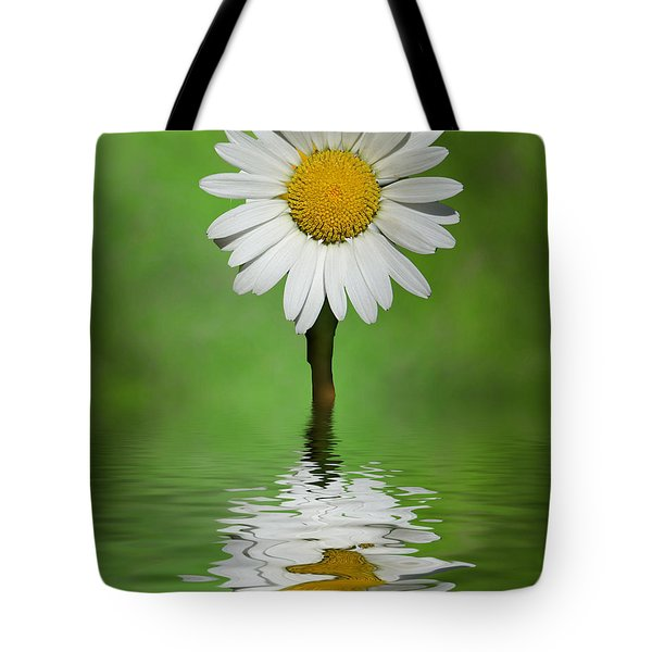 Oops Za Daisy Tote Bag by Rick Friedle