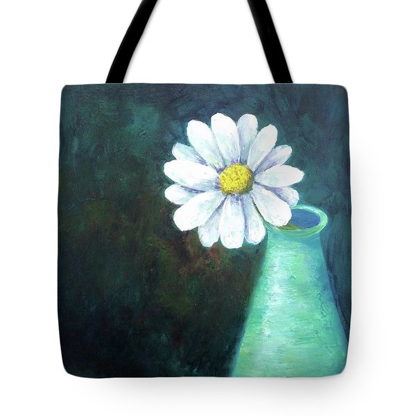 Oopsy Daisy Tote Bag by T Fry-Green