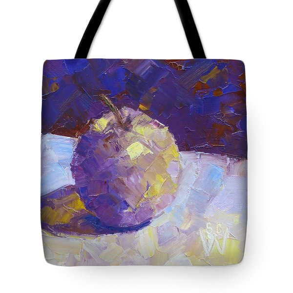 Opal In Lavender Tote Bag
