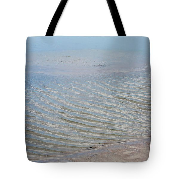 Opalescent Pool Tote Bag