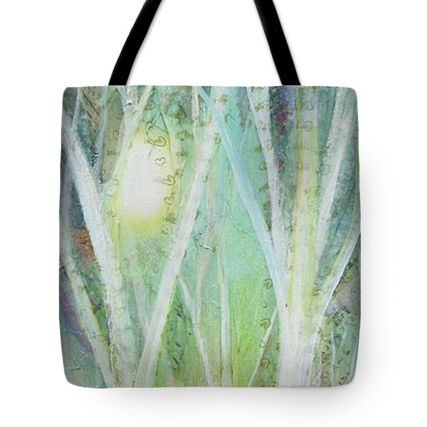Opalescent Twilight I Tote Bag