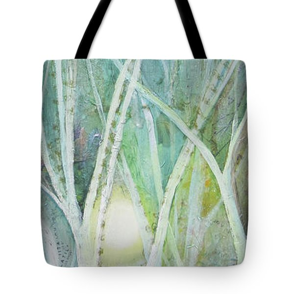 Opalescent Twilight II Tote Bag