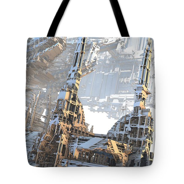 Open Air Construction Tote Bag