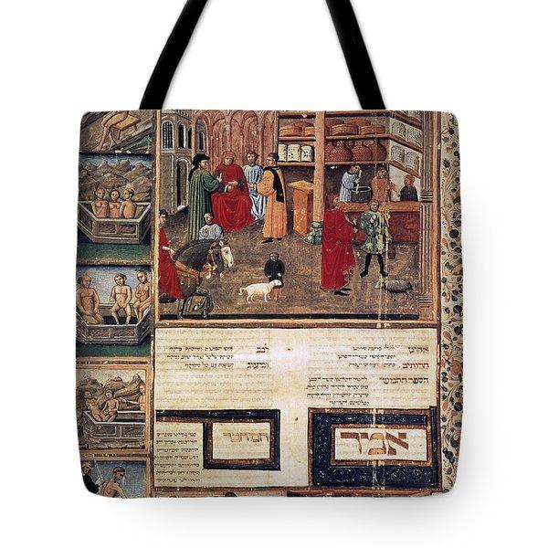 Open-air Pharmacy Tote Bag by Granger