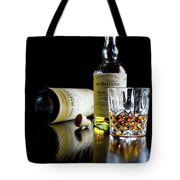 Open Balveine And Tube Tote Bag