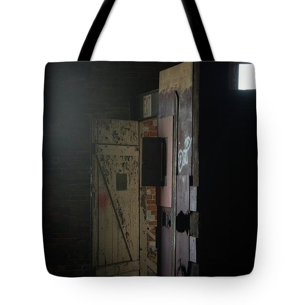 Open Door Tote Bag
