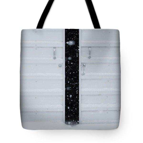 Open Door Tote Bag