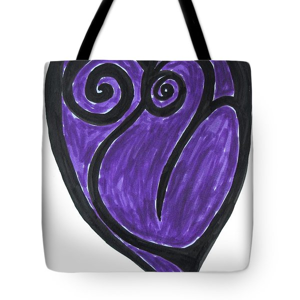 Open Heart Love  Tote Bag