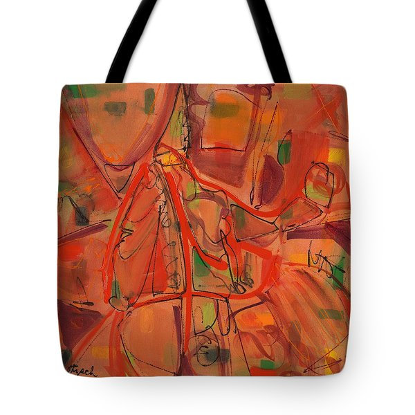 Open Paths One Tote Bag