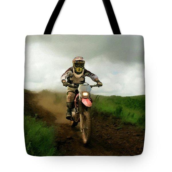 Open Range P D P Tote Bag by David Dehner