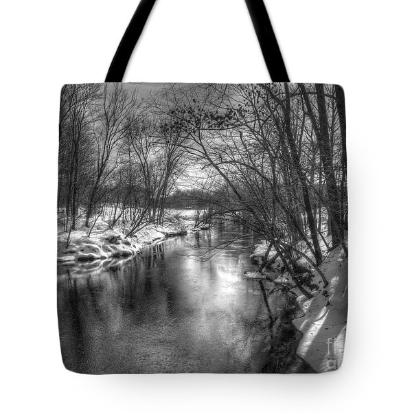 Open River Tote Bag