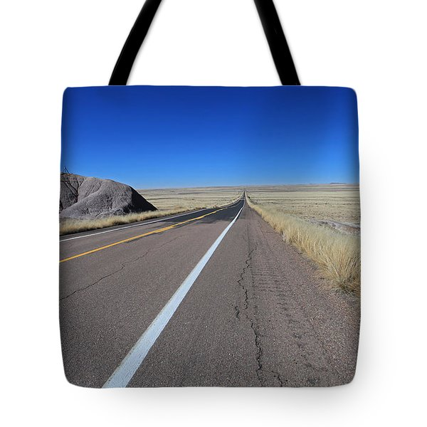 Open Road Tote Bag by Gary Kaylor