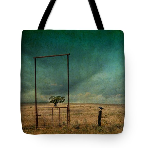 Open Space Tote Bag by Carolyn Dalessandro