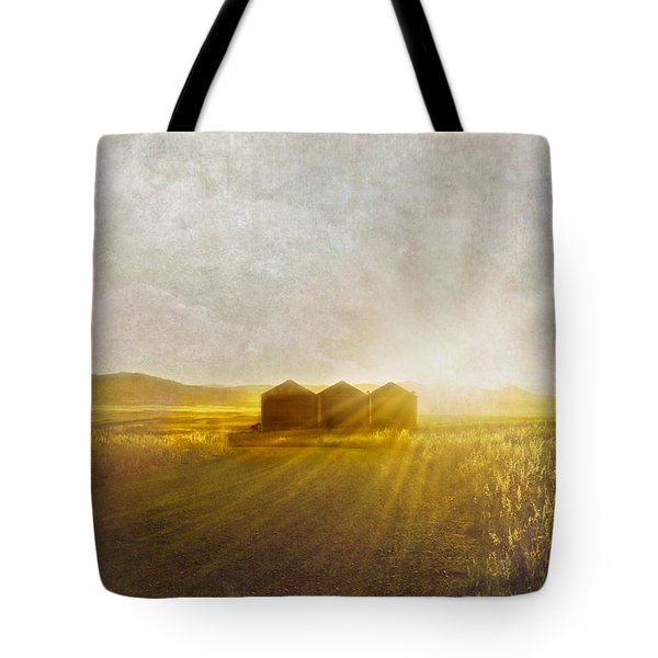 Open Spaces Tote Bag