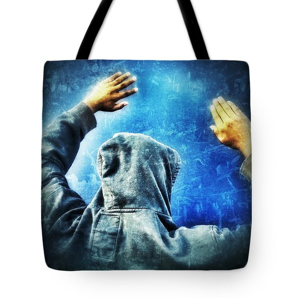 Open The Sky Tote Bag