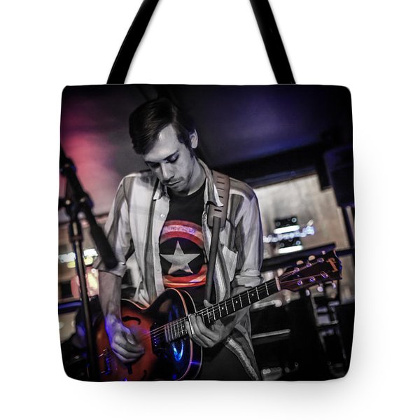 Open Tuning  Tote Bag