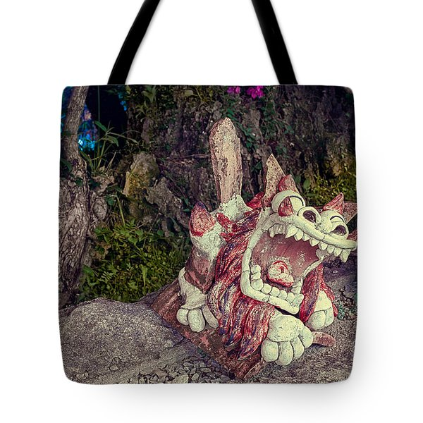 Open Up And Say Ahhh Tote Bag
