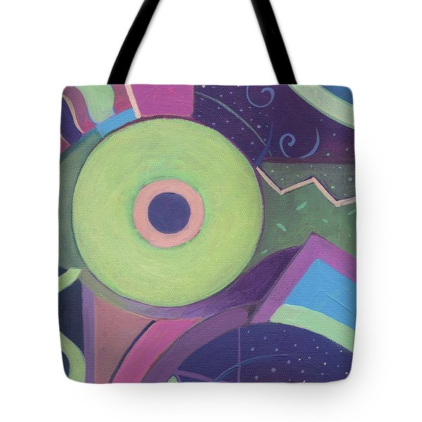 Openly Green Tote Bag