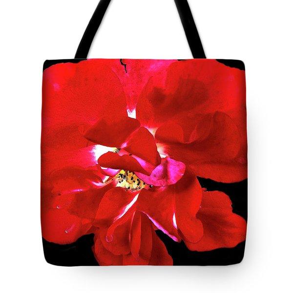 Openredrose Tote Bag
