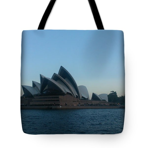 Opera House View Tote Bag