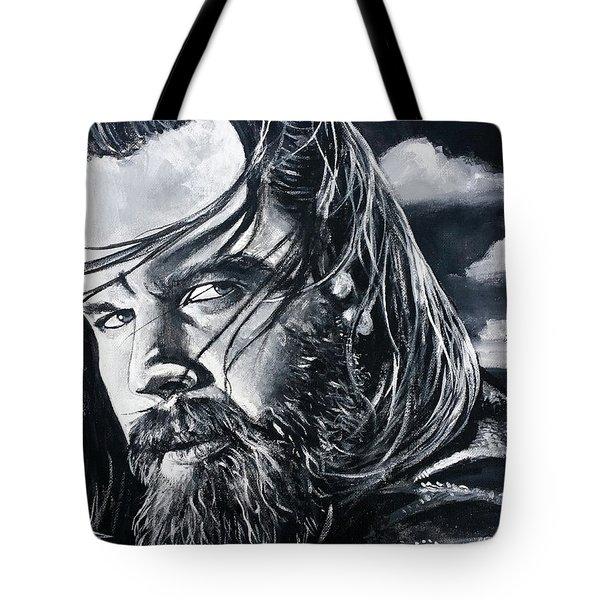 Opie Tote Bag by Tom Carlton