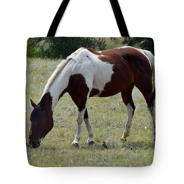 Opposites In Harmony Tote Bag by Ken Smith