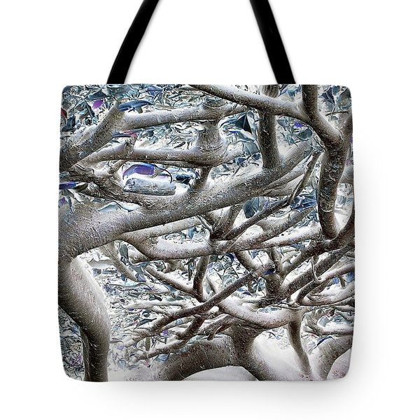 Oppostracts 2 Tote Bag
