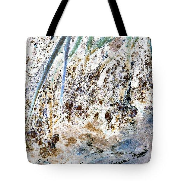 J-lintz - Mangrove Shoreline Tote Bag