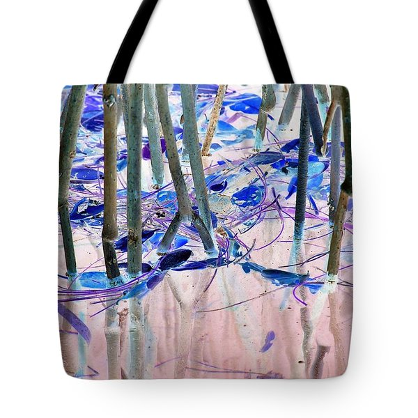 Mangrove Shoreline No. 2 Tote Bag