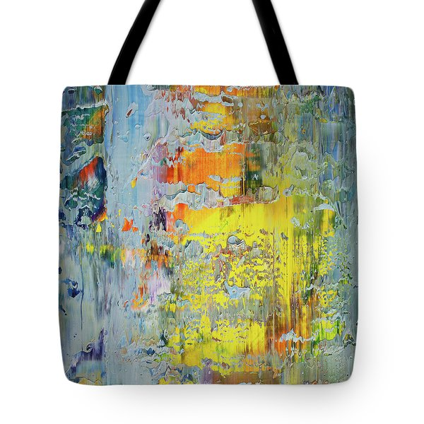 Opt.66.16 A New Day Tote Bag by Derek Kaplan