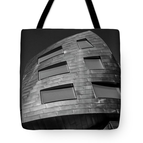 Optical Conclusion Tote Bag