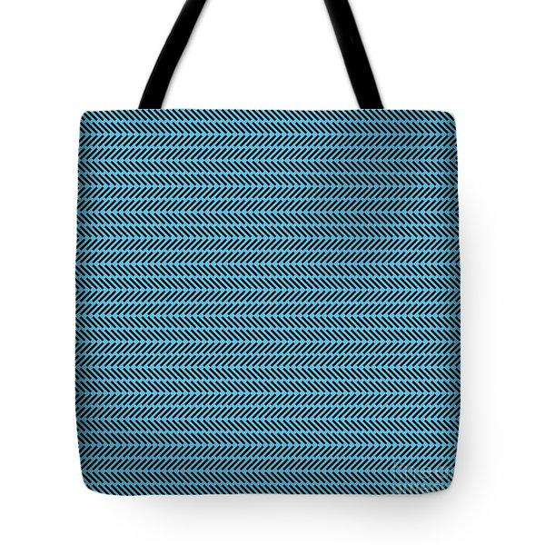 Optical Illusion No 2. Tote Bag