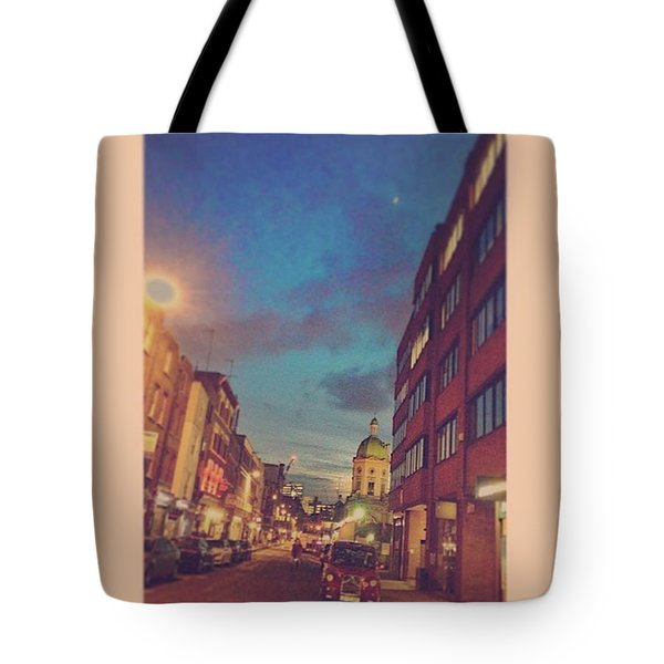Or Look Around. . Check Out My Last Tote Bag