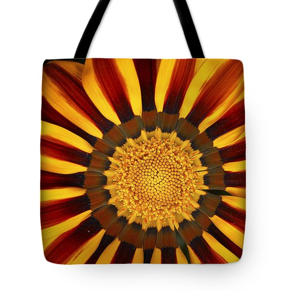 Orange And Yellow Over And Over Tote Bag