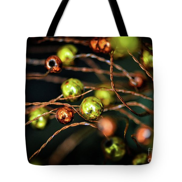 Orange And Yellow Tote Bag by Stephan Grixti