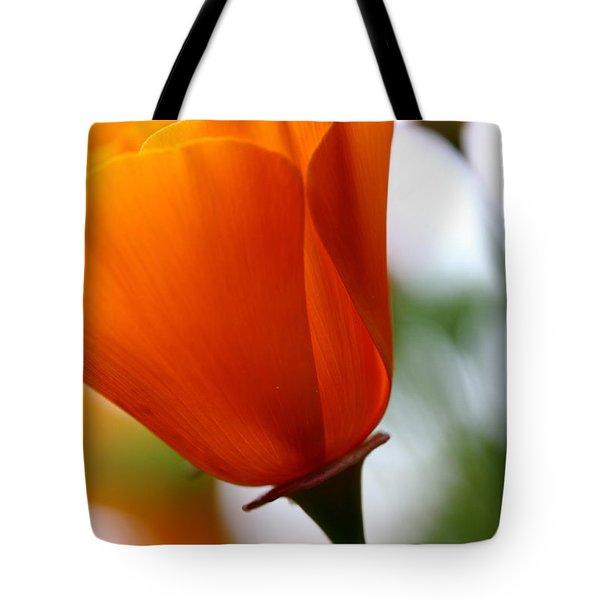 Orange California Poppy . 7d14789 Tote Bag