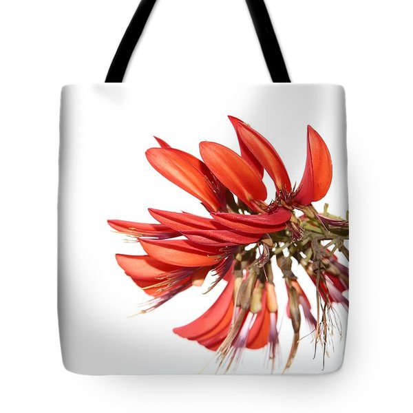 Tote Bag featuring the photograph Orange Clover IIi by Stephen Mitchell