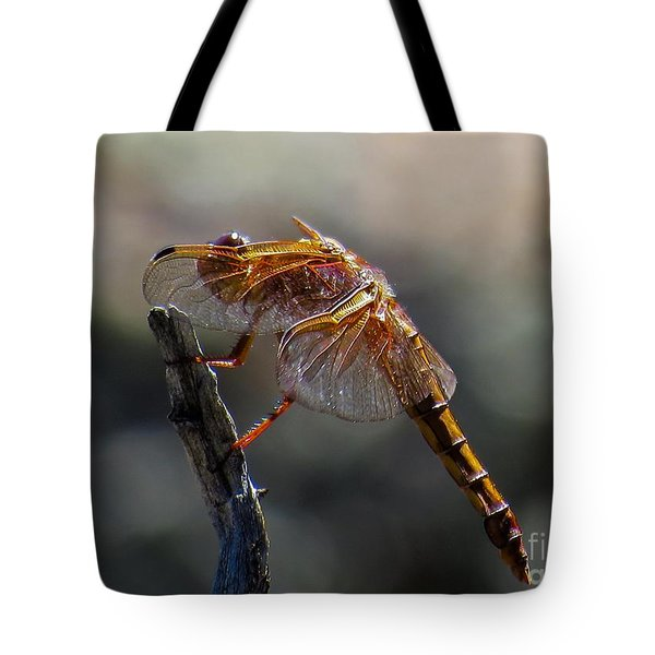 Dragonfly 1 Tote Bag
