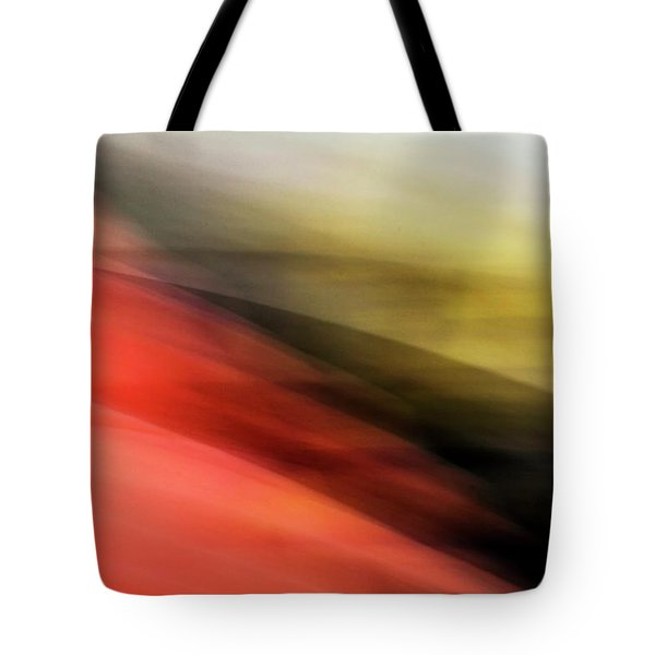 Orange Hills Tote Bag