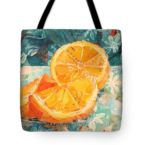 Orange You Glad? Tote Bag