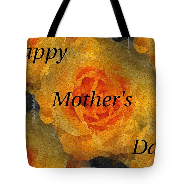 Orange You Lovely Mothers Day Tote Bag