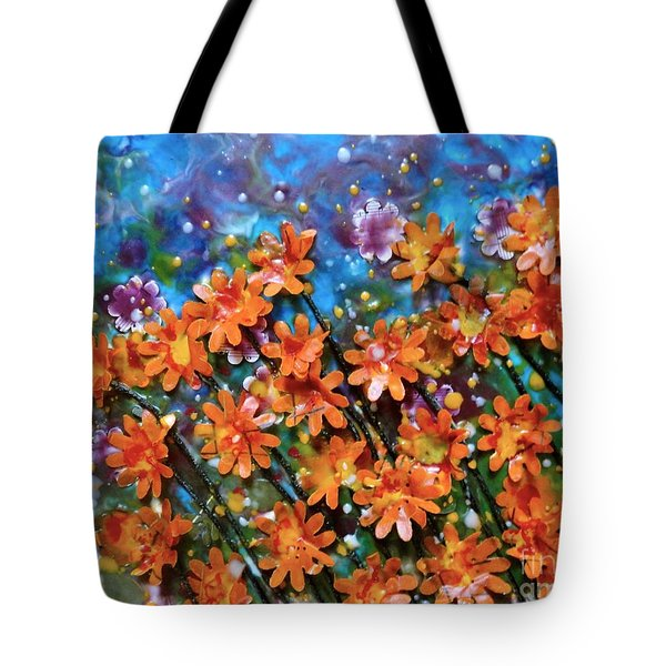 Orange You Sweet Tote Bag