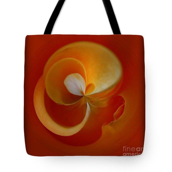 Orb 3 Tote Bag by Elena Nosyreva