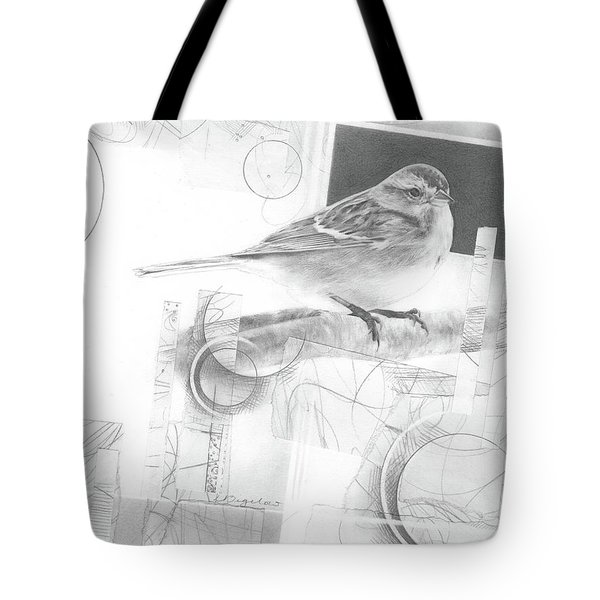 Orbit No. 1 Tote Bag