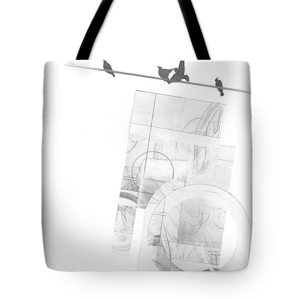 Orbit No. 3 Tote Bag
