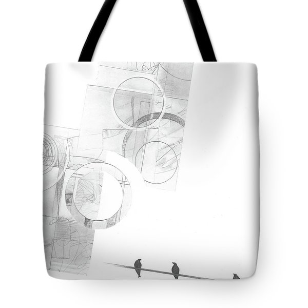Orbit No. 4 Tote Bag